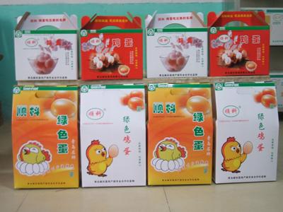 青岛市农产品质量安全监管网 - 青岛顺科养鸡有限公司